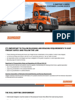 Schneider Intermodal Loading Basics 2019