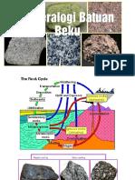 10. Mineralogi Batuan Beku