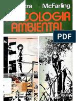 Psicologia Ambiental Heimstra Mcfarling