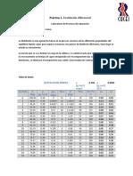 Práctica 1.  Destilacion diferencial. Alma Manzo