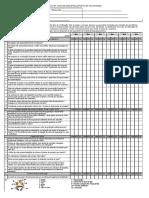 Formulário de Cinto Novo-Anexo 3