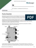 Hypokalemia_ Practice Essentials, Pathophysiology, Etiology