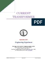 Current Transformer- Rev 3
