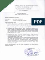 Scan Surat Keterangan Akreditasi