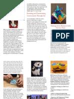 professional profile brochure