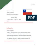 EDUCAÇÃO INCLUSIVA NO CHILE