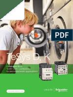 Catalogo de Contactores Serie S335 TeSys