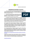 ORDENANZA DE PEATONES Y CICLISTAS