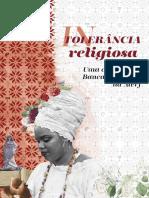 Cartilha sobre Intolerância Religiosa