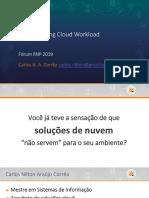 Minicurso Cloud Workload