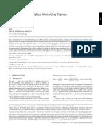 Computation of Rotation Minimizing Frames