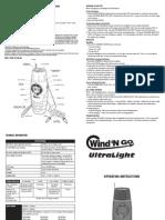 7300 UltraLigth product data sheet