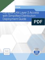 CVD-Campus LAN L2 Access Simplified
