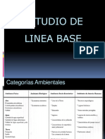 Capitulo III Estudio de Linea Base