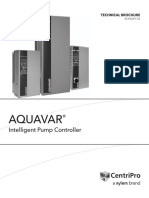 Goulds Aquavar Intelligent Pump Controller IPC Datasheet