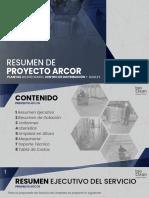 Pt_resumen Proyecto Arcor