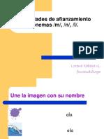 Actividades de afianzamiento fonemas.ppt