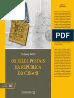 Selos Postais Republica Cunani