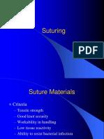 teknik suture
