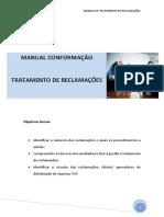 M2 - Manual de Tratamento de Reclamações