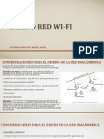 DISEÑO RED WI-FI  1
