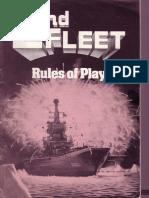 2nd Fleet Rules