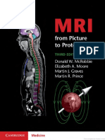 McRobbie - MRI From Picture to Proton, 3rd Ed