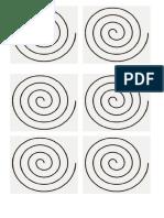 Espiral de Arquímedes en Movimiento