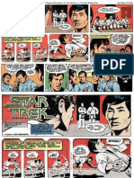 06 Star Trek Comic Strip US - Husian Gambit
