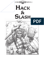 Hack and Slash