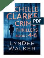[2018] Nichelle Clarke Crime Thrillers, Books 4-6 by LynDee Walker | Devil in the Deadline / Cover Shot / Lethal Lifestyles (Nichelle Clarke Books Book 2) | Severn River Publishing
