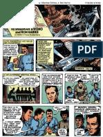 13 Star Trek Comic Strip US - The Nogura Regatta