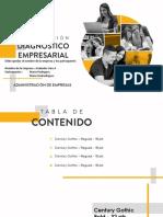 Diagnostico Empresarial - Ppt Revisión 1 Plantilla
