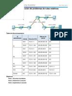 Habilidades 1 - Resolucion de Problemas de Rutas Estaticas