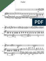 Faded Violin -