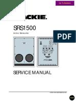 Mackie SRS1500 Service Manual.PDF