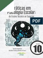 Negreiros e Proença (2019) Práticas Em Psicologia Escolar - V10