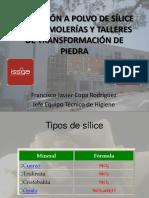 expocicion a lospeligrosdel silice