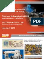 3. Stoody-ESAB Ladrilleras GC ES 10-2018