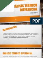Análisis Térmico Diferencial (1)