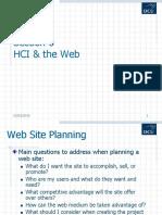 Super Designing Web Page Tips HTML (Hciweb
