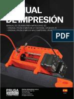 Manual de impresión 3D
