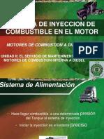 Tipos de sistemas en el automovil