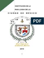 GLCM Constitucion - Aprobada 30 Jun 2010