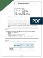 Oxydation des métaux.docx
