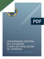 Fundamentación - Pis