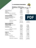 Laboratorio Nº 24 de Estados Financieros 2,019-II