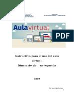 Instructivo Aula Virtual