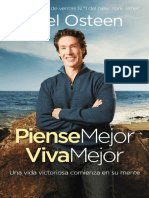 Piense Mejor, Viva Mejor_ Una v - Joel Osteen