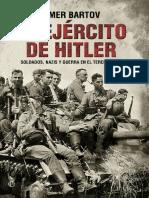 Bartov Omer - El Ejercito de Hitler